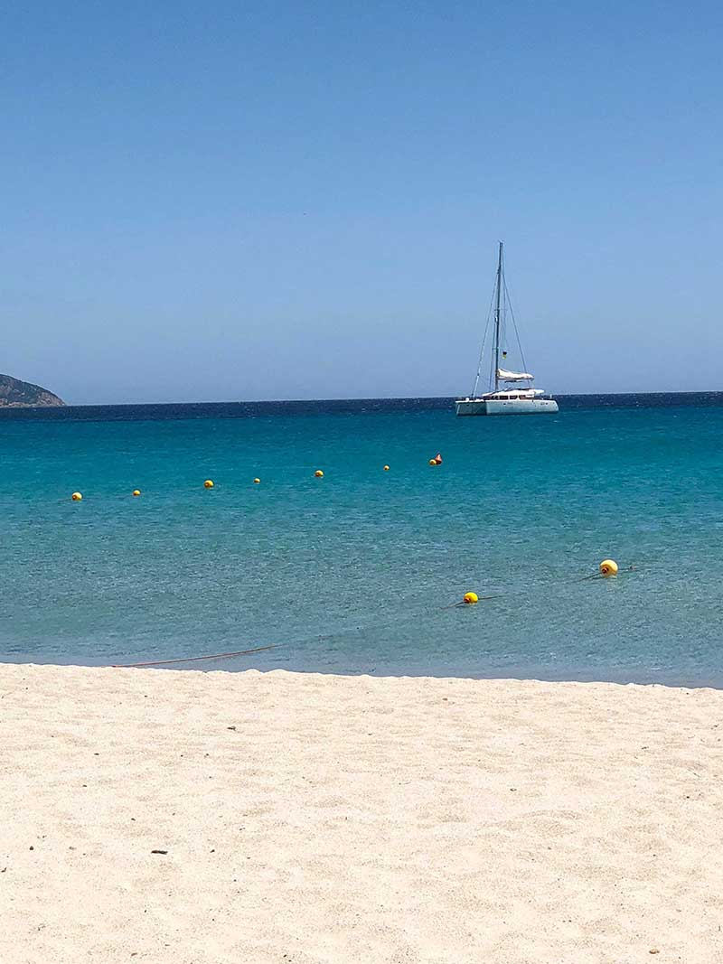 Beach Sardinian Holiday
