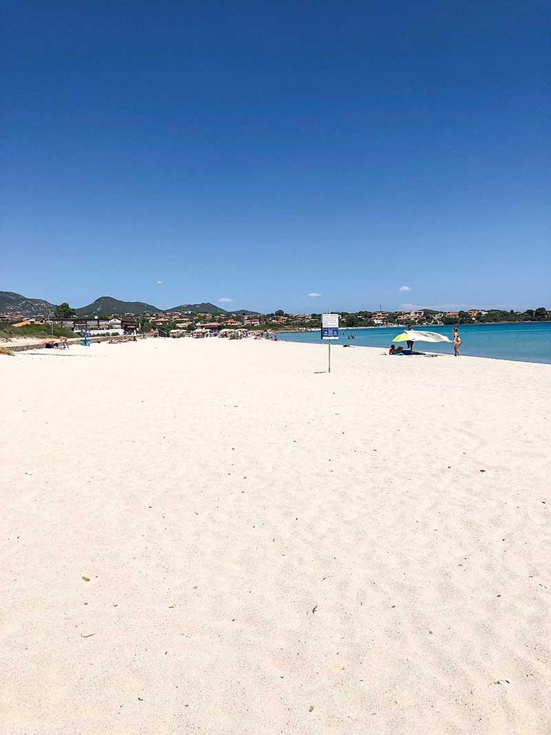 Sardinian Holiday beach